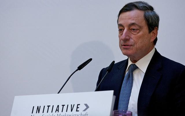 Mario Draghi afirma que la inflación europea debe situarse en el 2%