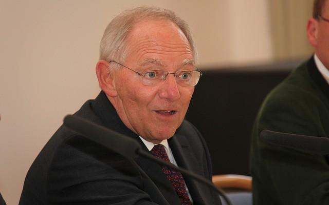 "Schäuble nos enseña el camino ""correcto"""
