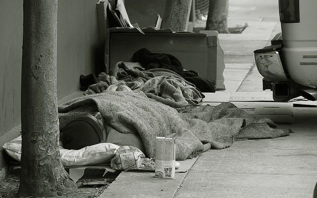 La pobreza ha venido para quedarse
