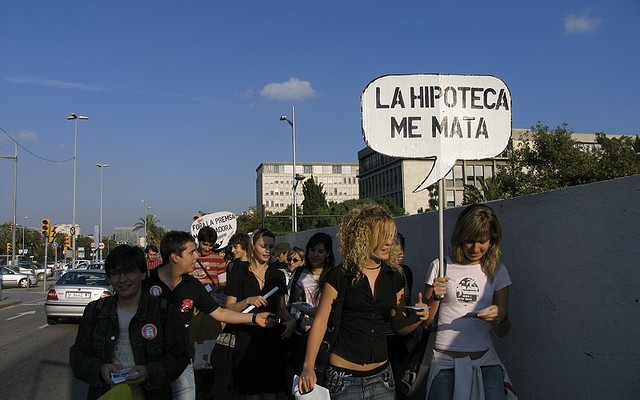 El Banco de España quiere erradicar las cláusulas suelo