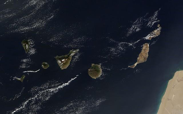 Canarias rechaza las prospecciones petrolíferas en sus aguas