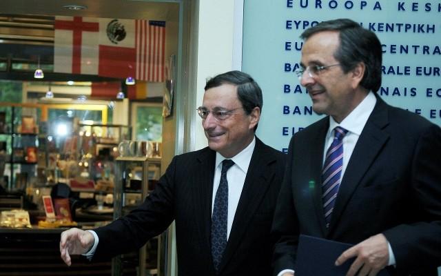 Draghi confirma que el BCE no puede solucionar el parón de la eurozona