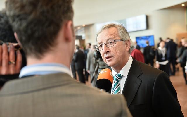 Juncker presentó su lista de Gobierno