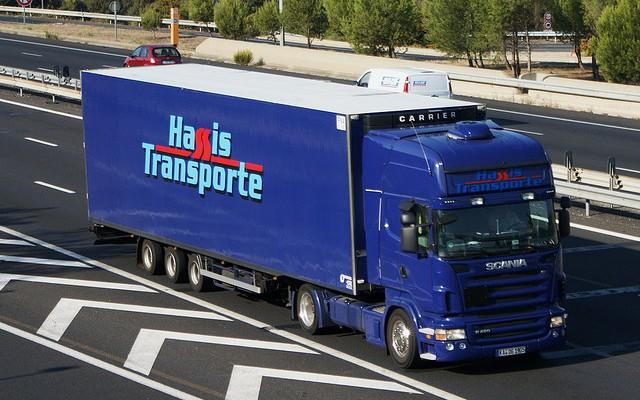 El transporte por carretera parará si no se le devuelve el céntimo sanitario