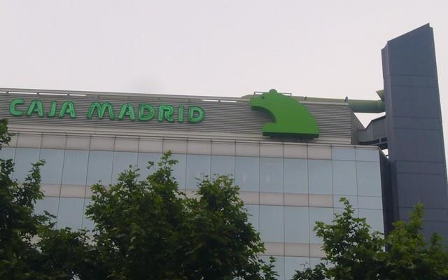 Directivos de Caja Madrid gastaron 15 millones de euros en tarjetas de empresa