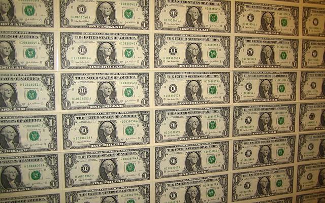 ¡Bye bye dinero de la flexibilización cuantitativa! ¡Hola deflación!
