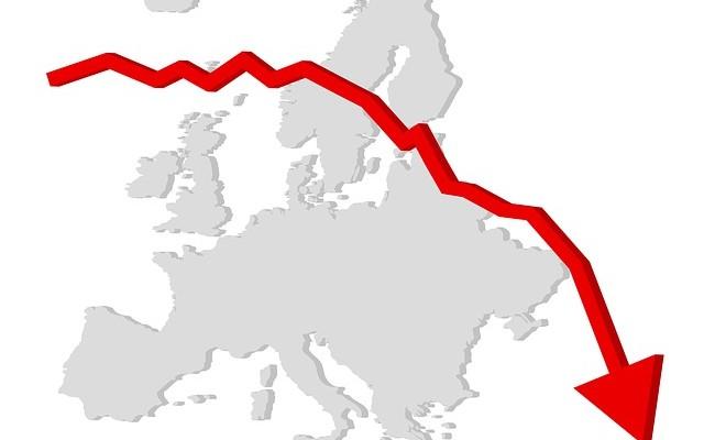 La recesión acecha a la eurozona