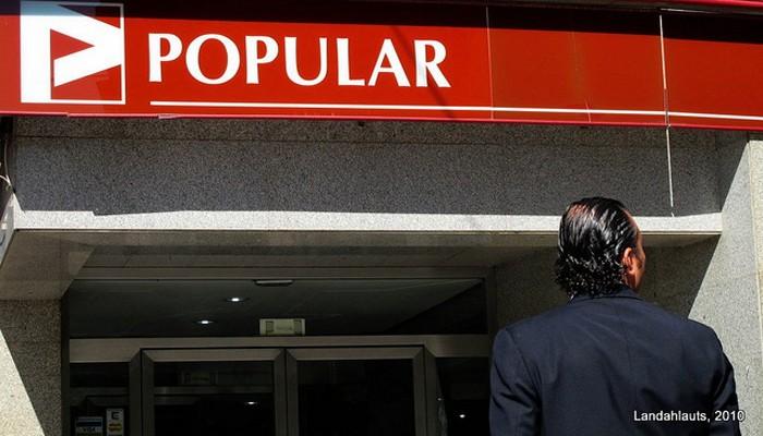 Condenan al Banco Popular por sus Bonos Convertibles en Acciones