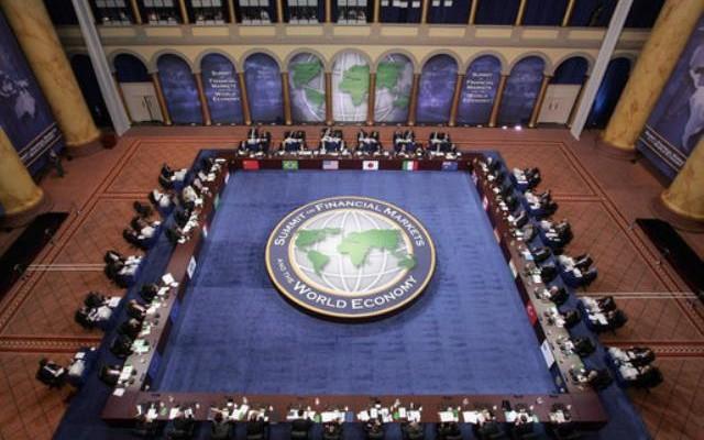 El G20 creará un fondo para rescatar bancos sin ayudas públicas