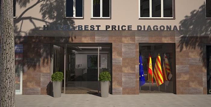 El BESTPRICE Diagonal, primer hotel de emprendedores, llega a las primeras 5.000 reservas